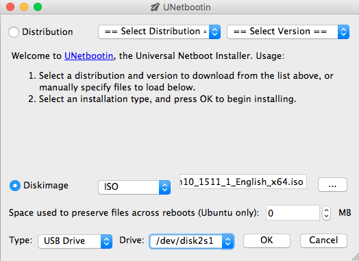 make a bootable usb windows 8.1 on mac